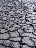 Tierra seca Foto de archivo libre de regalías