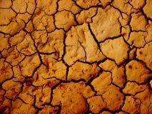 Tierra seca Fotografía de archivo