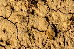 Tierra seca Fotografía de archivo libre de regalías