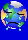 Tierra triste Imagenes de archivo