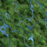 Tierra y mar inconsútiles de la textura Imagen de archivo libre de regalías