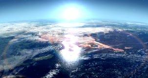 Tierra y Marte libre illustration