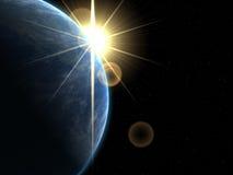 Tierra y Sun libre illustration