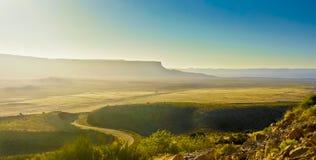 Tierras bajas de Arizona Fotografía de archivo libre de regalías