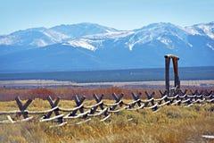 Tierras de Colorado Fotos de archivo libres de regalías