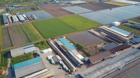 Tierras de labrantío en Japón metrajes
