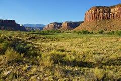 Tierras de Utah Imagen de archivo libre de regalías