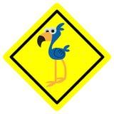 Tiersymbol-Zeichen Stockfotografie