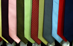 Ties #1. Ties in the market (China Stock Images