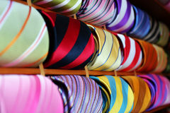 Ties. Picture of ties - taken in Venice Royalty Free Stock Images