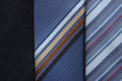 Ties Royalty Free Stock Photography