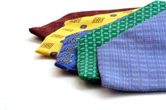Ties Stock Photo