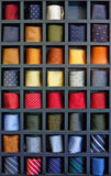 Ties box Stock Photo