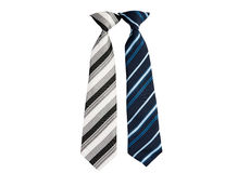 Ties isolated Stock Photography