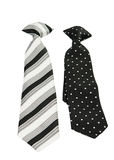 Ties isolated Stock Images