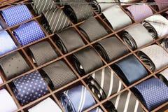 Free Ties On Display Stock Image - 32339821