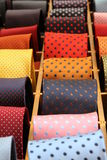 Ties sale Royalty Free Stock Photos