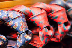 Ties with style Royalty Free Stock Image