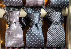 Ties with style Royalty Free Stock Photo
