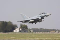 Tifón Alemania de Eurofighter Imágenes de archivo libres de regalías
