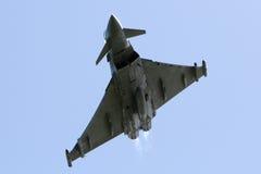 Tifón de la Royal Air Force Imagen de archivo libre de regalías