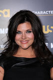 Tiffani Thiessen Fotografia de Stock Royalty Free
