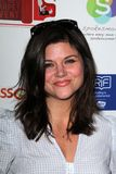 Tiffani Thiessen stock foto