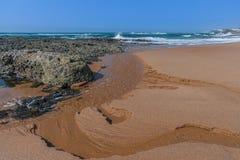 Tiffany Beach Imagens de Stock Royalty Free