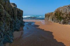 Tiffany Beach Imagem de Stock