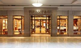 Tiffany & Co. Store Stock Photography