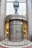 Tiffany & CO. Storefront Entrance Stock Photos