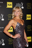 Tiffany Coyne arrives at the 2012 Daytime Emmy Awards Stock Images