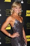 Tiffany Coyne arrives at the 2012 Daytime Emmy Awards Royalty Free Stock Image