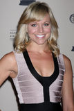 Tiffany Coyne arrives at the ATAS Daytime Emmy Awards Nominees Reception Royalty Free Stock Photo
