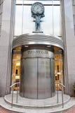 Tiffany & entrata di stanza frontale di negozio di CO. Fotografie Stock
