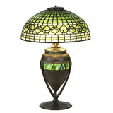 Tiffany lamp Royalty Free Stock Photos