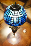 Tiffany lamp Stock Image