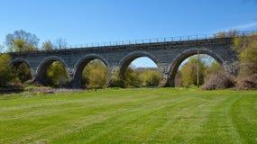 Tiffany Stone Bridge Imagen de archivo libre de regalías