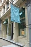 Tiffany Store. A Tiffany & Co. store in SoHo, New York City stock photography