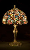 Tiffany-style Lamp Stock Photos
