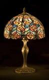 Tiffany-style Lamp Stock Photos