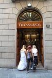Tiffany u. Co. stockfotos