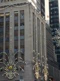 Tiffany&#x27 ; magasin emblématique de s Fifth Avenue à New York Photographie stock