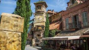 Tiflis Georgia Gruzia Lizenzfreies Stockfoto
