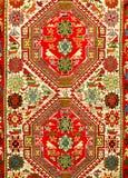 TIFLIS, GEORGIA, im März 2017:- bunter Teppich mit mit beauti Lizenzfreies Stockfoto