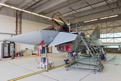Tifone di Eurofighter Fotografie Stock Libere da Diritti