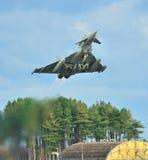Tifone di RAF Eurofighter Immagini Stock Libere da Diritti