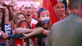 Tifosi croati archivi video