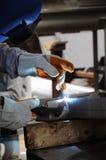 Tig Welding Stock Image