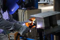 Tig Welding Stock Photos